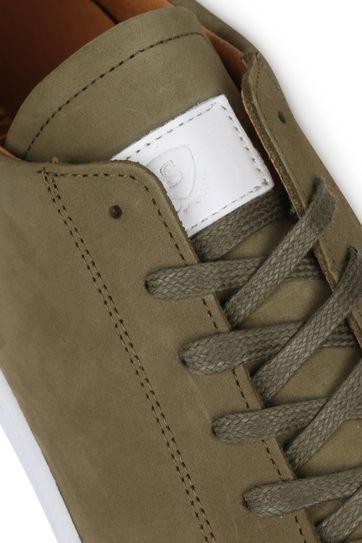 Suitable Nubuck Seron Sneaker Green