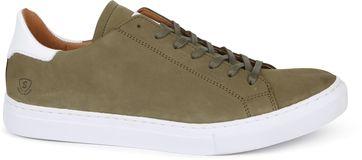 Suitable Nubuck Seron Sneaker Groen