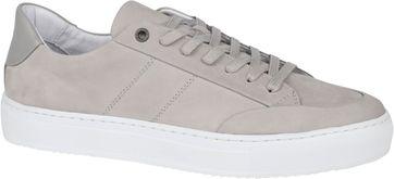 Suitable Nubuck Skave Sneaker Light Grey