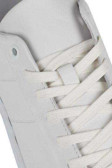 Suitable Nubuck Skave Sneaker Weiß