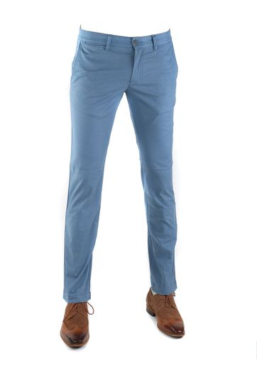 Suitable Oakville Chino Blue Print