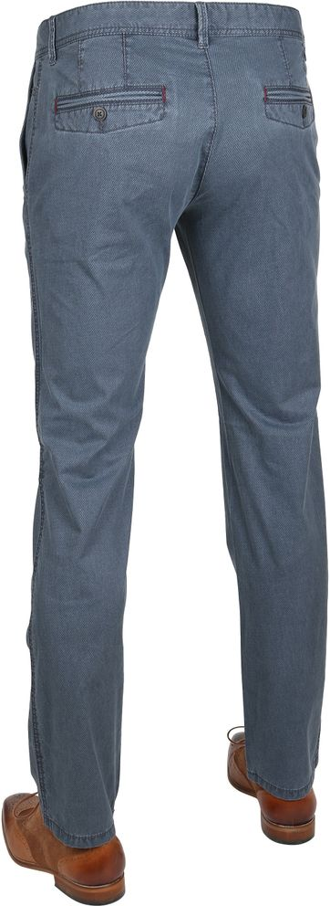 Detail Suitable Oakville Chino Donkerblauw