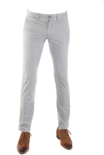 Suitable Oakville Chino Grau