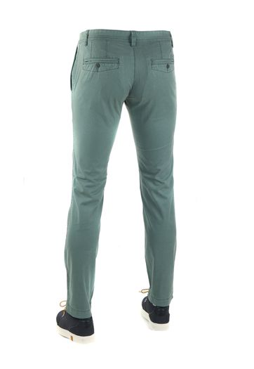 Detail Suitable Oakville Chino Groen Print