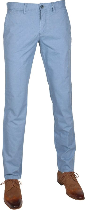 Suitable Oakville Chino Hellblau