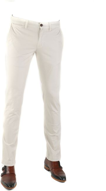 Detail Suitable Oakville Chino Off White
