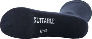 Suitable Organic Cotton Socks Navy 3-Pack