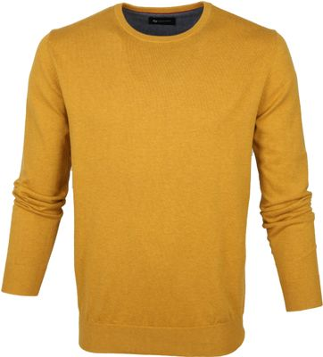Suitable Organice Cotton Sweater Rince Yellow