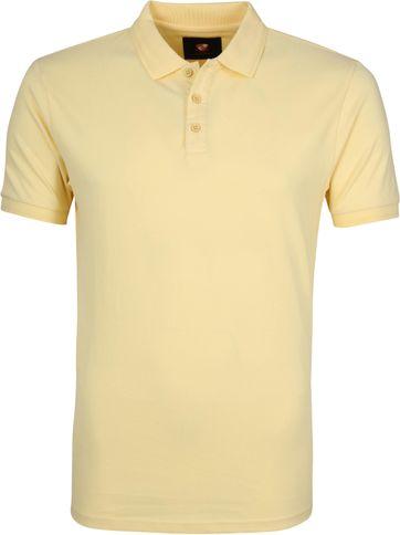 Suitable Osc Poloshirt Gelb
