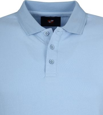 Suitable Oscar Polo Blauw