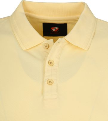 Suitable Oscar Polo Geel