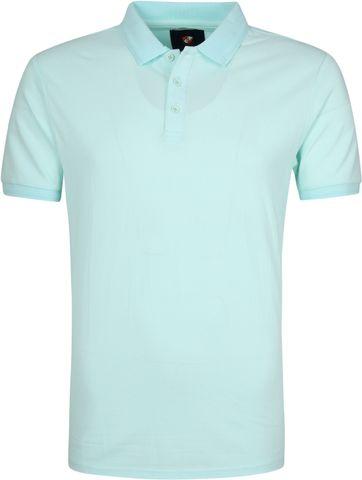 Suitable Oscar Polo Shirt Mint