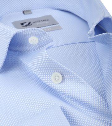 Suitable Overhemd Blauw 187-1