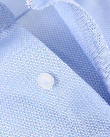 Detail Suitable Overhemd Blue Dessin D71-16