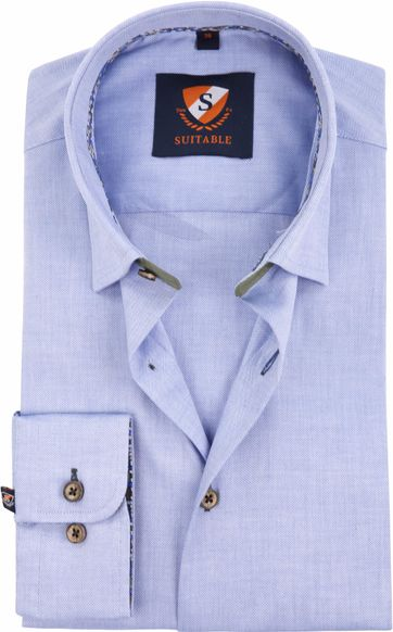 Suitable Overhemd Bluety