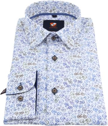 Suitable Overhemd Fietsen