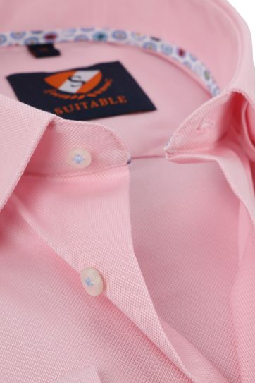 Suitable Overhemd HBD Roze