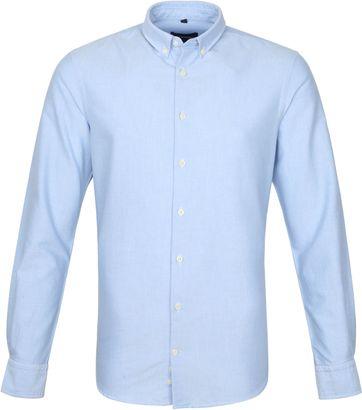 Suitable Overhemd Max Blauw