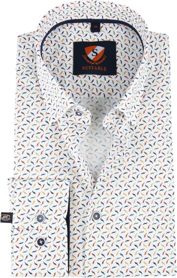 Suitable Overhemd Pepers Multicolour