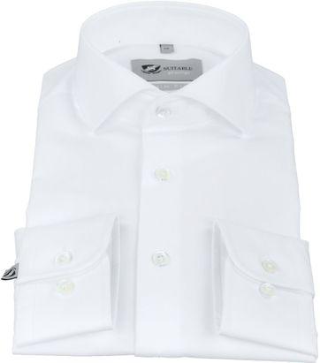 Suitable Overhemd Prestige Albini White