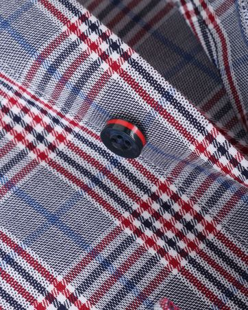 Detail Suitable Overhemd Ruit 134-6