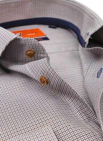 Suitable Overhemd Ruit D82-05
