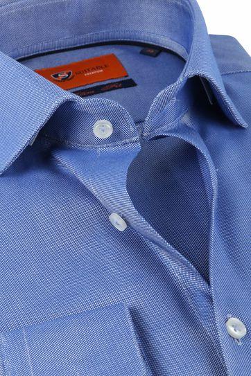 Suitable Overhemd SF Blauw