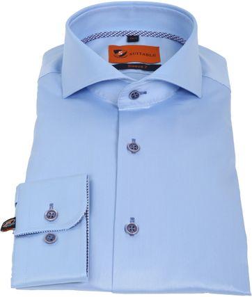 Suitable Overhemd SL7 Blauw 180-2