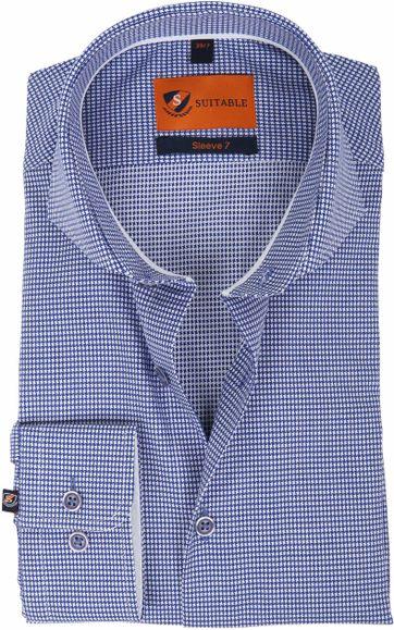 Suitable Overhemd SL7 Print 180-4