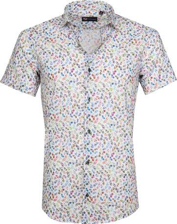Suitable Overhemd SS Multicolour Fietsen