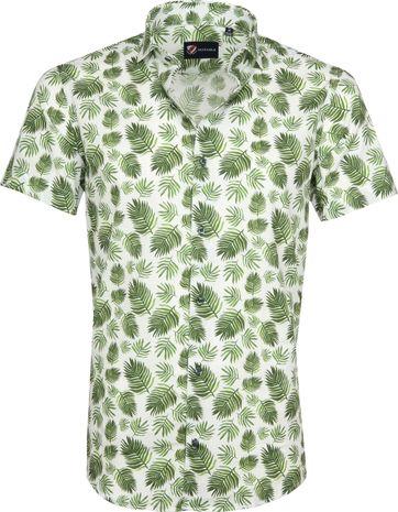 Suitable Overhemd SS Varen Groen