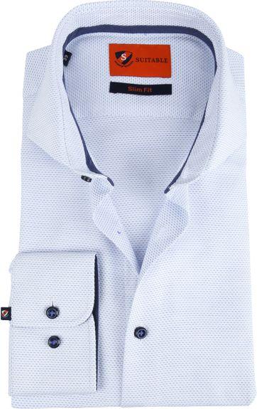 Suitable Overhemd Wesley Streep Dessin