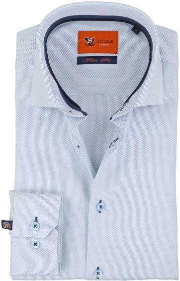 Suitable Overhemd Wit Jacq