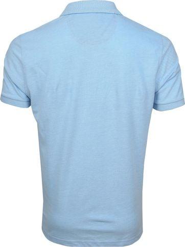 Suitable Oxford Polo Blauw