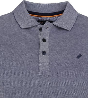 Suitable Oxford Polo Navy