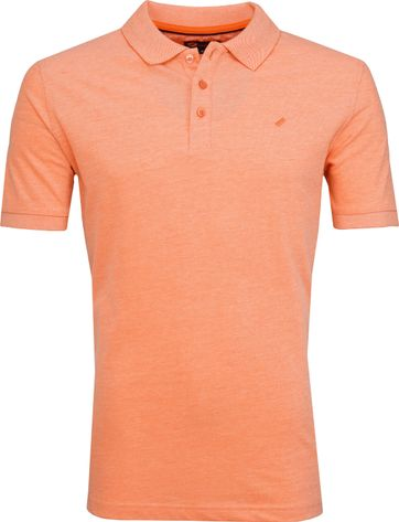 Suitable Oxford Polo Oranje