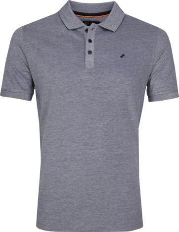 Suitable Oxford Poloshirt Navy