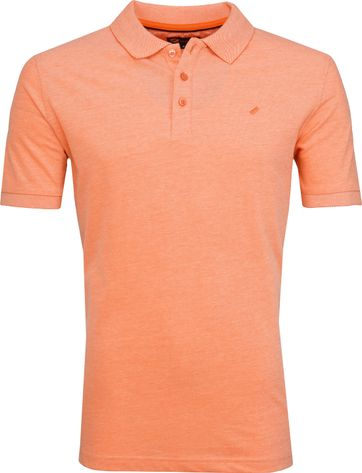 Suitable Oxford Poloshirt Orange