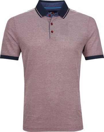 Suitable Paddy Poloshirt Red
