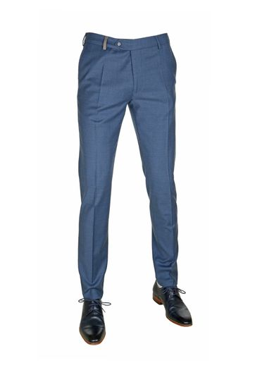 Suitable Pantalon Blauw