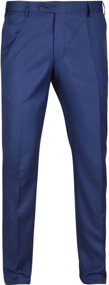 Suitable Pantalon Evans Blauw