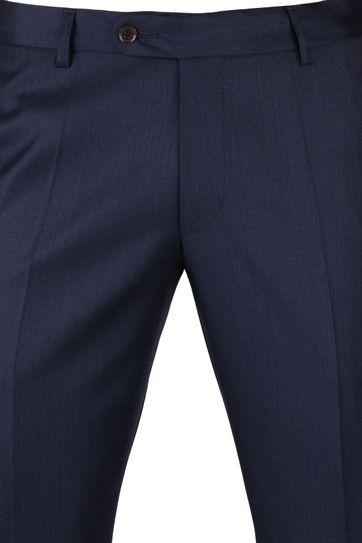 Suitable Pantalon Evans Navy