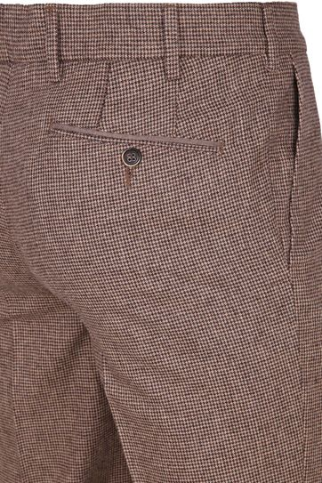 Suitable Pantalon Milano Braun