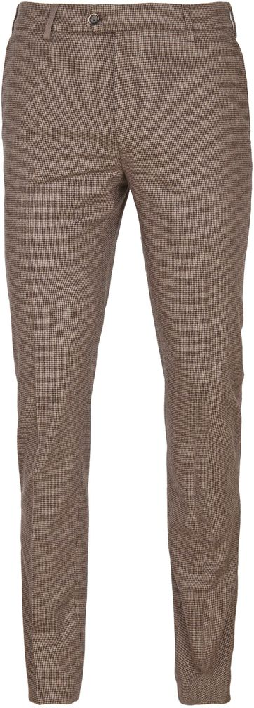 Suitable Pantalon Milano Brown