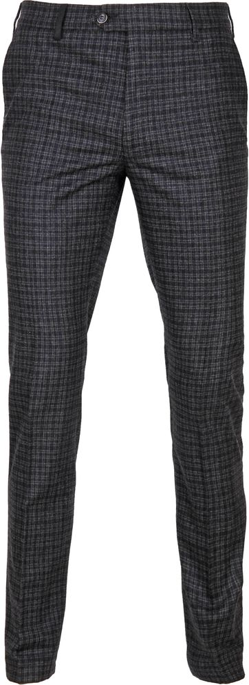 Suitable Pantalon Milano Pane Anthracite