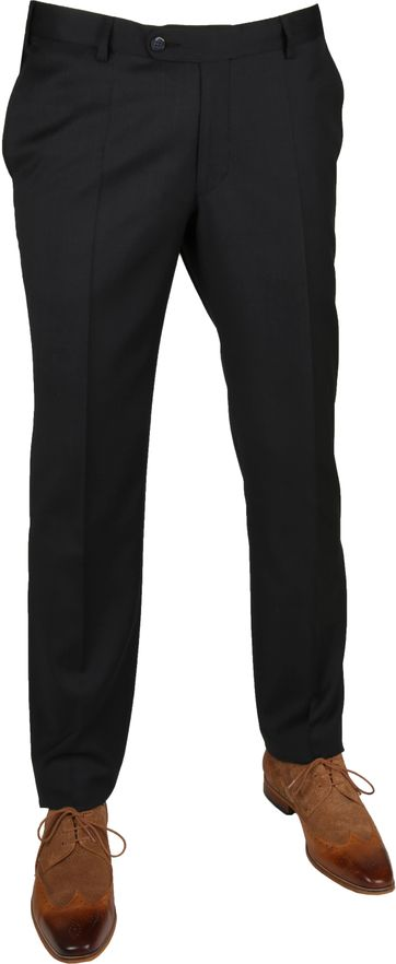 Suitable Pantalon Piga Anthracite