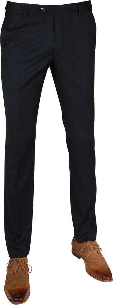 Suitable Pantalon Piga Dunkelblau