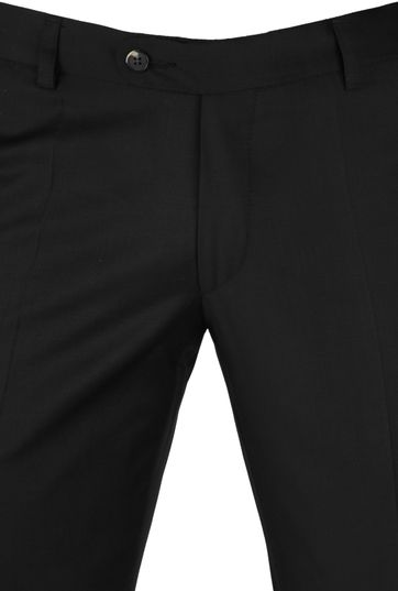 Suitable Pantalon Piga Schwarz