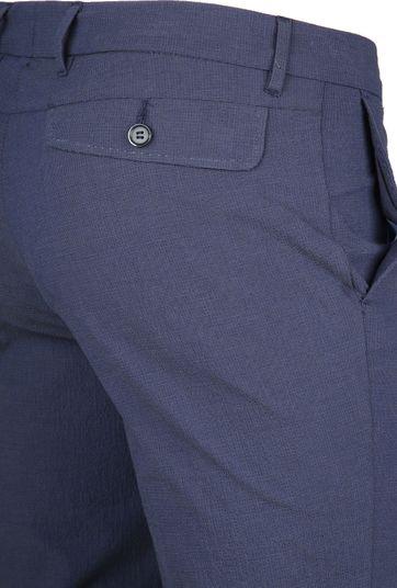 Suitable Pantalon Pisa Dessin Blue