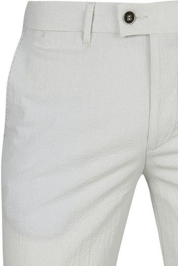 Suitable Pantalon Pisa Dessin Blue Off White